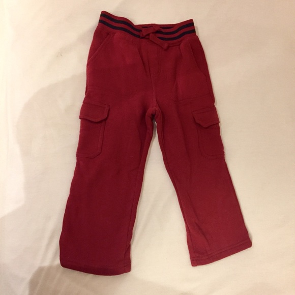 Gymboree Boys Pull-on Pants